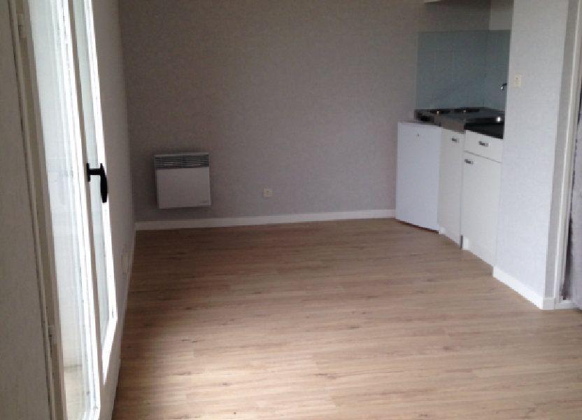 Appartement à louer 24.06m2 à Toulouse