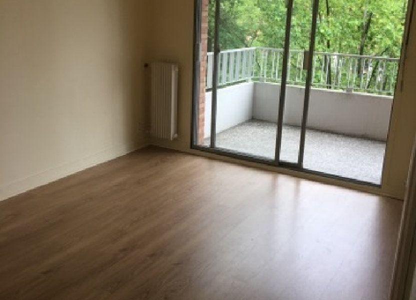 Appartement à louer 36.32m2 à Toulouse