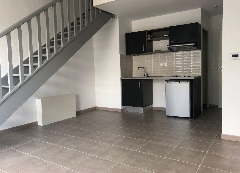 Appartement à louer 40.05m2 à Toulouse