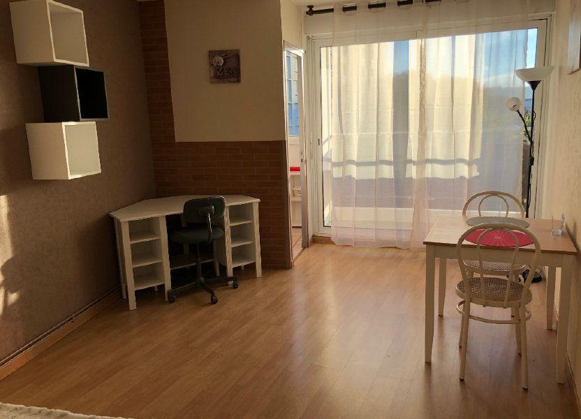 Appartement à louer 26.89m2 à Toulouse