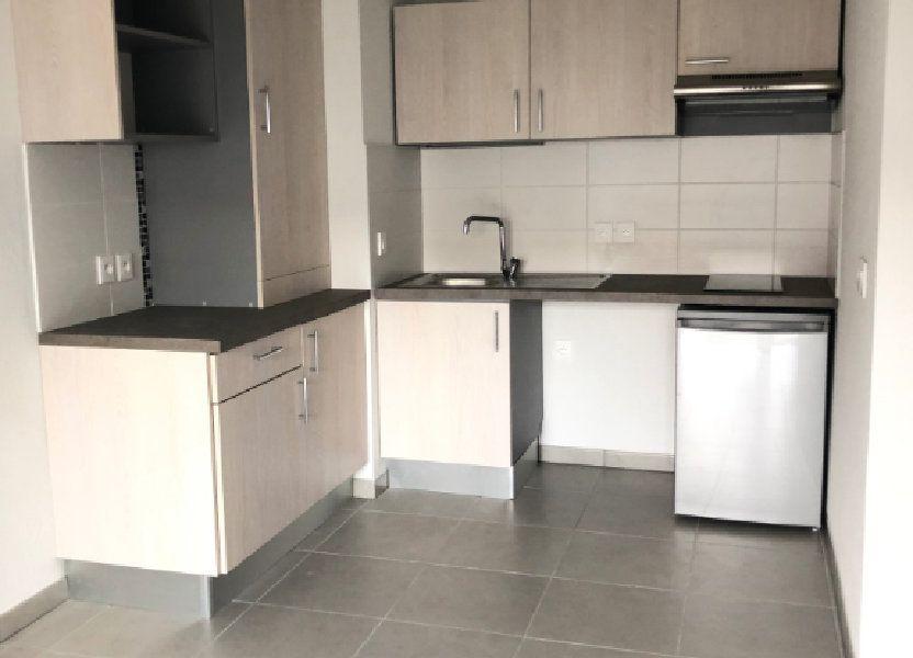 Appartement à louer 40.04m2 à Cugnaux