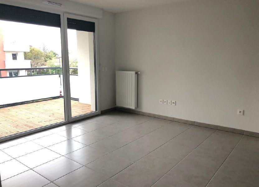 Appartement à louer 40.14m2 à Cugnaux