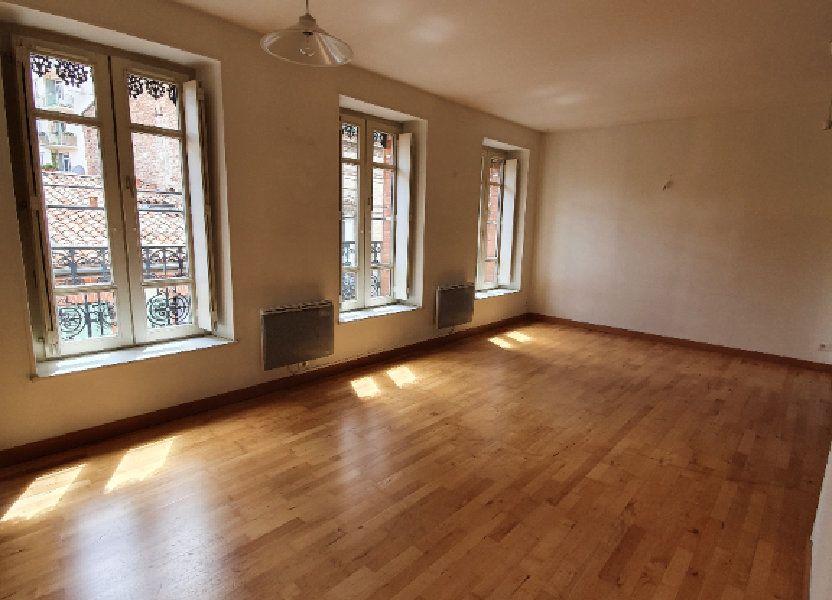 Appartement à louer 72.73m2 à Toulouse
