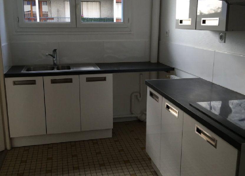 Appartement à louer 57m2 à Toulouse