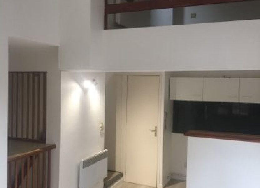 Appartement à louer 18.7m2 à Toulouse