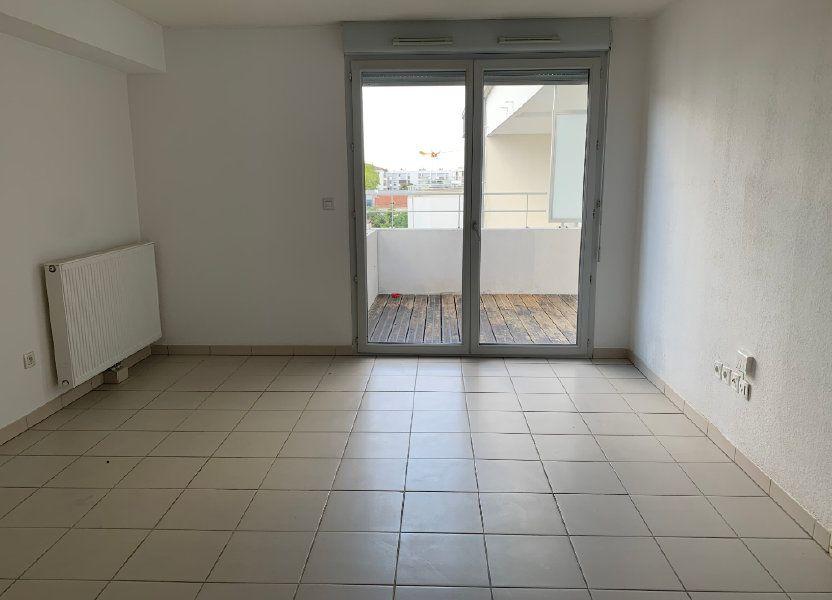 Appartement à louer 48.1m2 à Toulouse