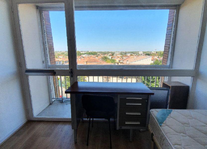Appartement à louer 14.33m2 à Toulouse