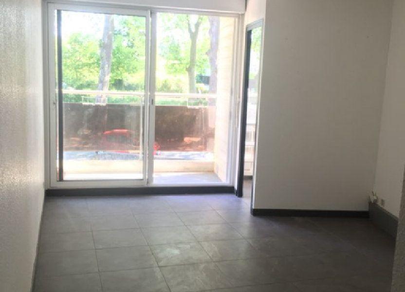 Appartement à louer 26.75m2 à Toulouse