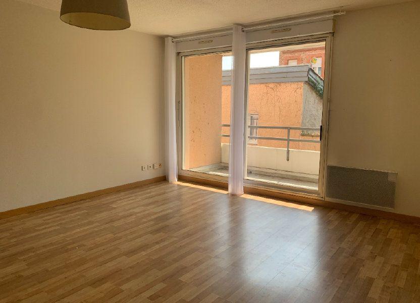 Appartement à louer 50.86m2 à Toulouse
