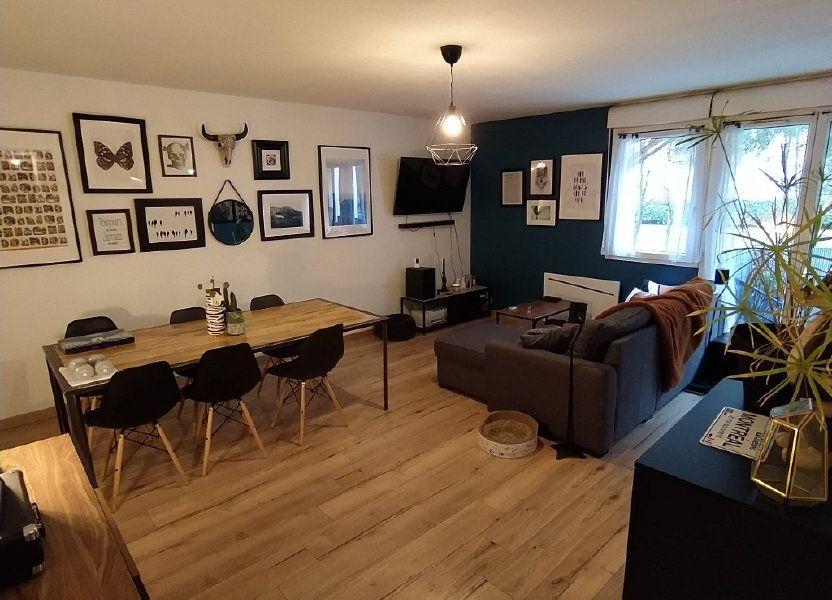 Appartement à vendre 71m2 à Toulouse