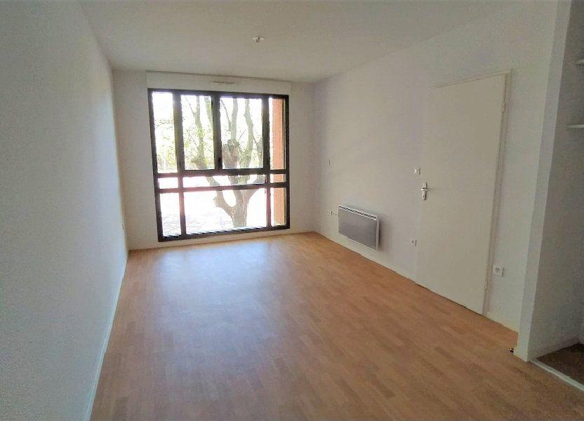 Appartement à vendre 35.22m2 à Toulouse