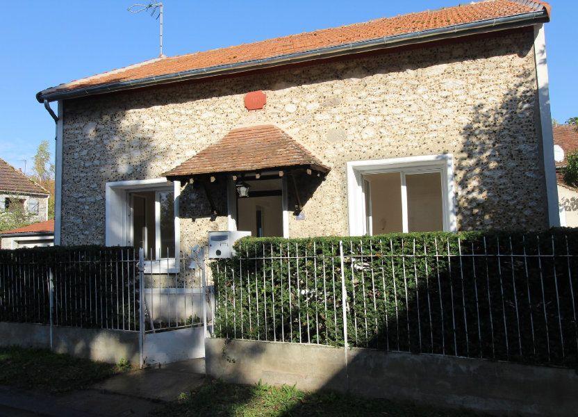 Maison à louer 121m2 à Vaudoy-en-Brie