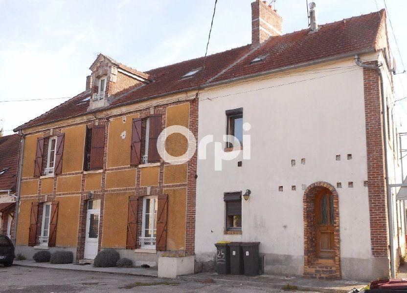 Maison à vendre 115m2 à Villiers-Saint-Georges