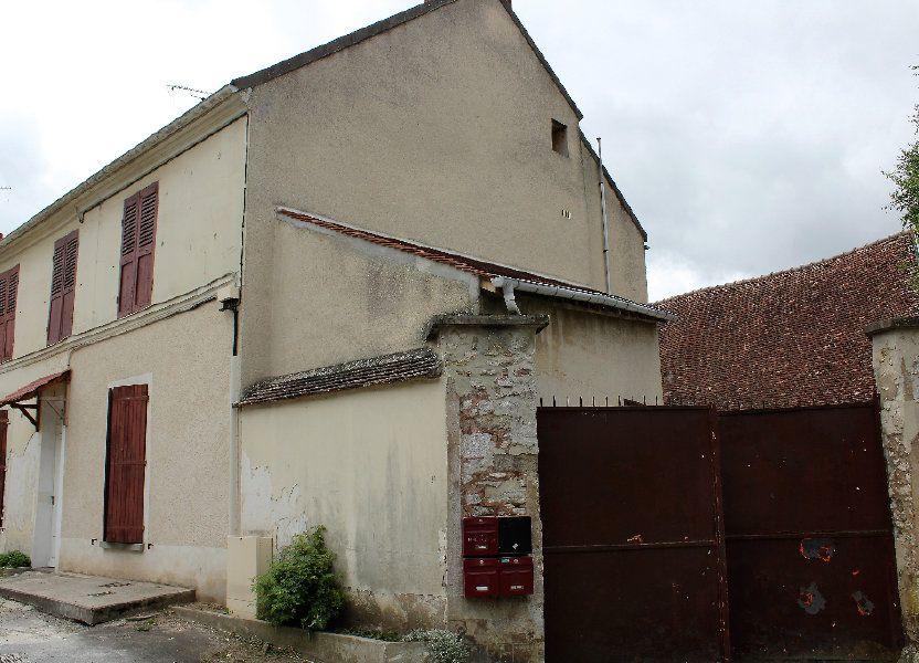 Immeuble à vendre 207m2 à Vaudoy-en-Brie