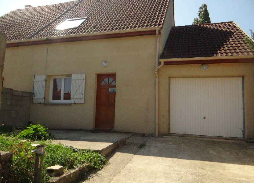Maison à vendre 65m2 à Rozay-en-Brie