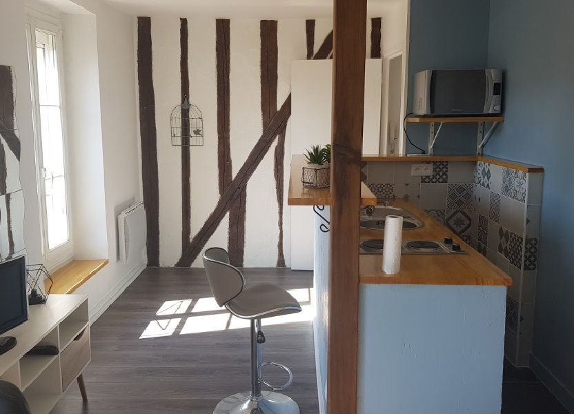 Appartement à louer 25m2 à Rozay-en-Brie