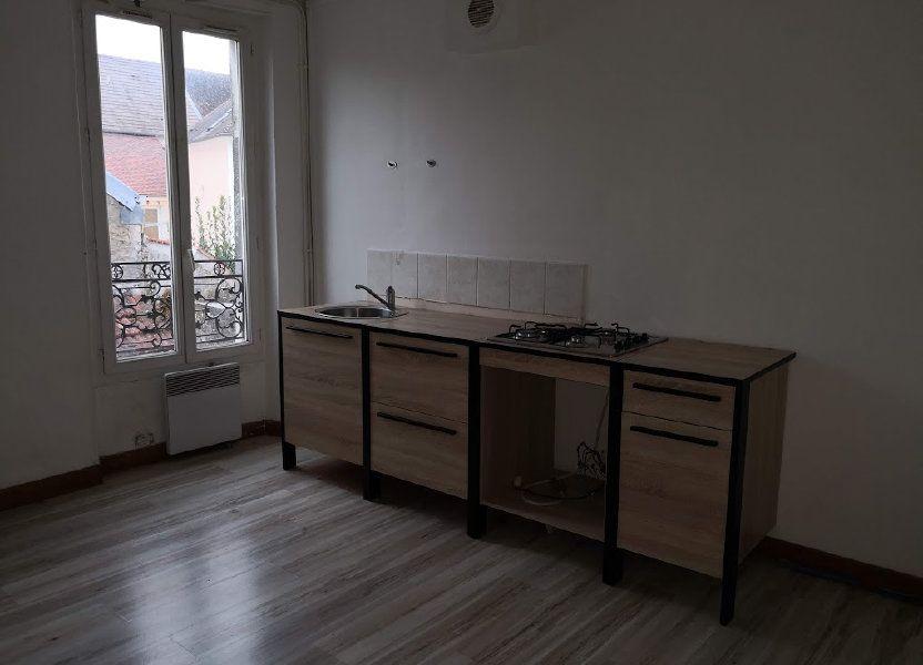 Appartement à louer 52m2 à Beton-Bazoches