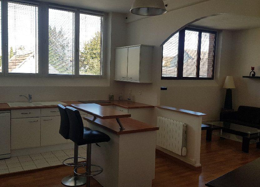 Appartement à louer 59.98m2 à Rozay-en-Brie