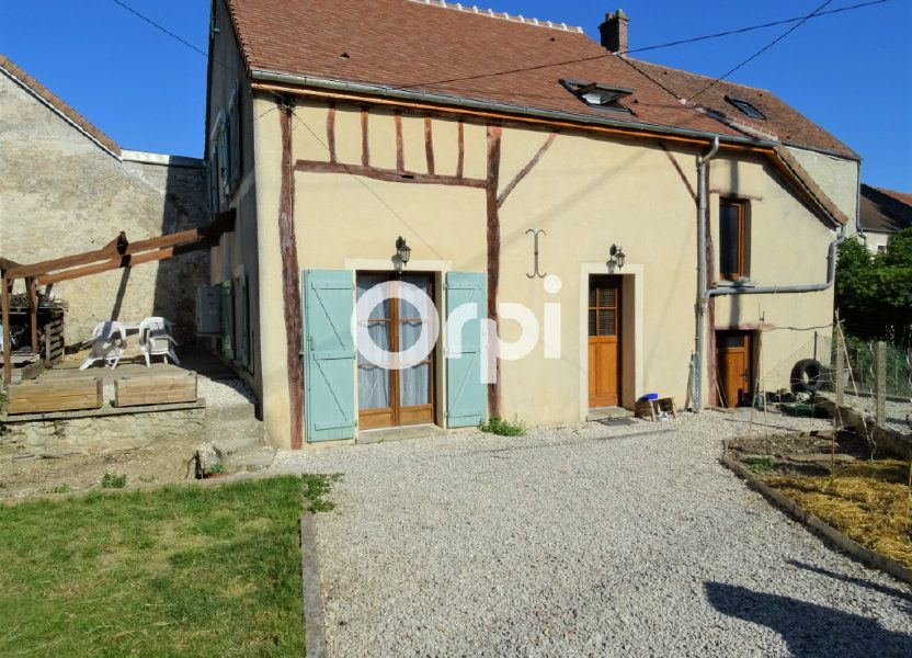 Maison à vendre 102m2 à Jouy-le-Châtel