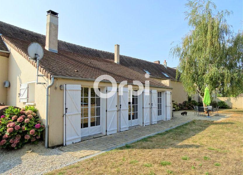 Maison à vendre 202m2 à Saint-Just-en-Brie