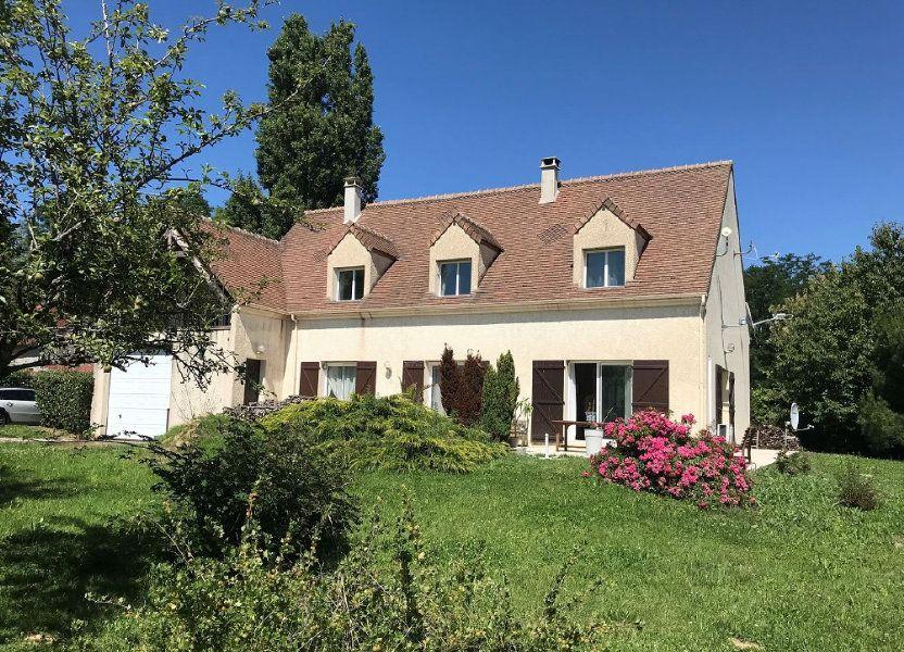 Maison à vendre 231m2 à Bannost-Villegagnon