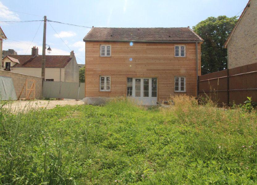 Maison à vendre 58m2 à Jouy-le-Châtel