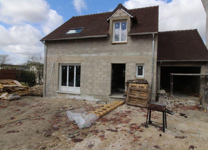 Maison à vendre 95m2 à Jouy-le-Châtel