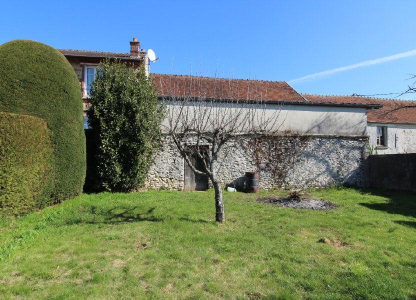 Maison à vendre 80m2 à Vaudoy-en-Brie
