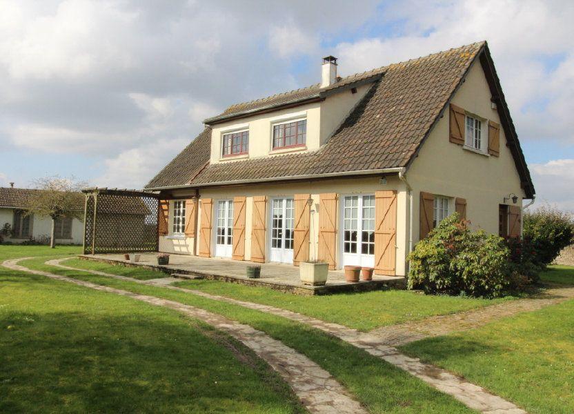 Maison à vendre 180m2 à Aubepierre-Ozouer-le-Repos