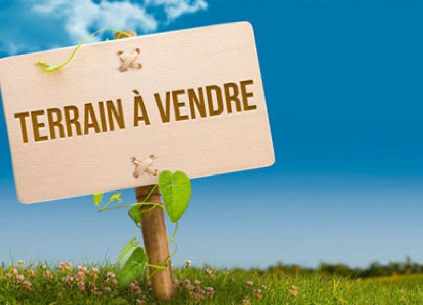 Terrain à vendre 615m2 à Bannost-Villegagnon