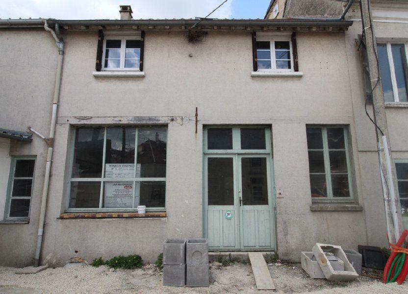 Maison à vendre 82m2 à Beton-Bazoches