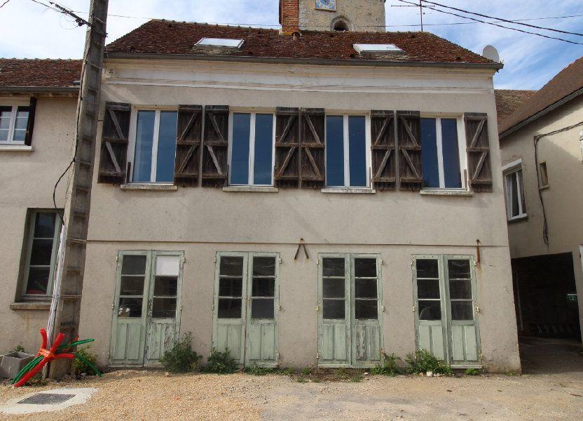 Maison à vendre 102m2 à Beton-Bazoches
