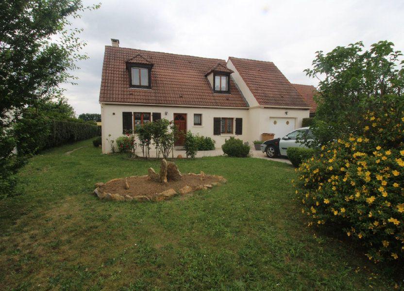 Maison à vendre 105m2 à Rozay-en-Brie