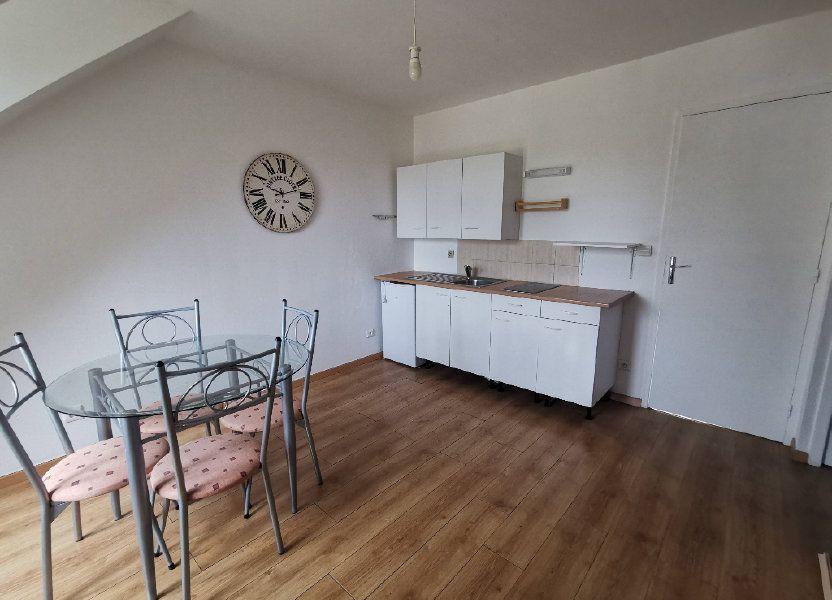 Appartement à louer 21.78m2 à Touquin