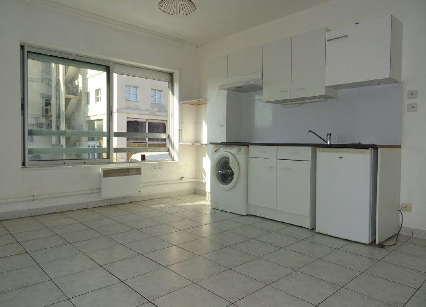 Appartement à louer 28m2 à Lattes