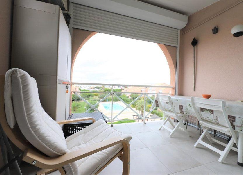 Appartement à vendre 35.8m2 à Palavas-les-Flots