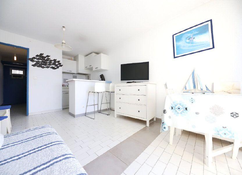 Appartement à vendre 20.04m2 à Palavas-les-Flots