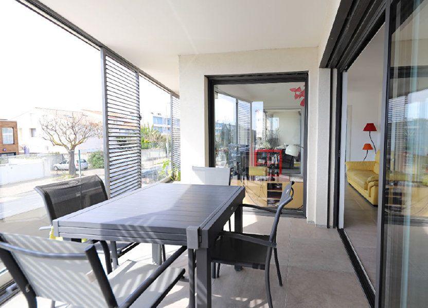 Appartement à vendre 81.3m2 à Palavas-les-Flots