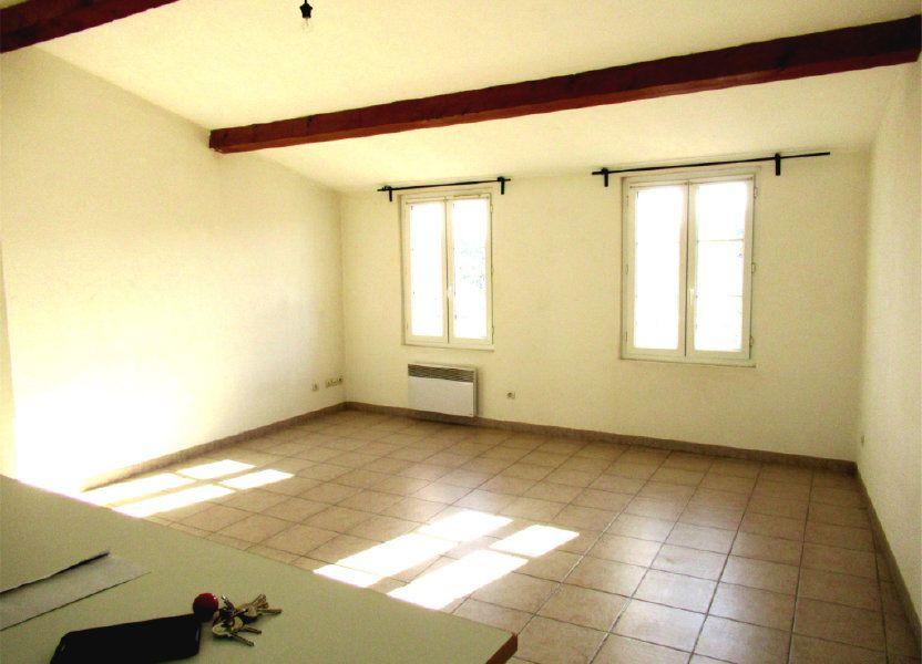 Appartement à vendre 50.48m2 à Montbazin