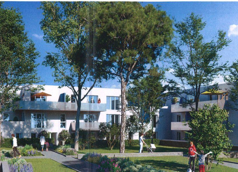 Appartement à vendre 65m2 à Gigean