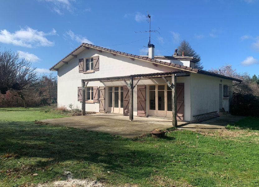 Maison à vendre 94.85m2 à Saint-Gor