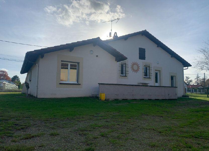 Maison à vendre 106.77m2 à Sarbazan