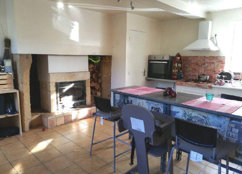 Maison à vendre 80m2 à Estang