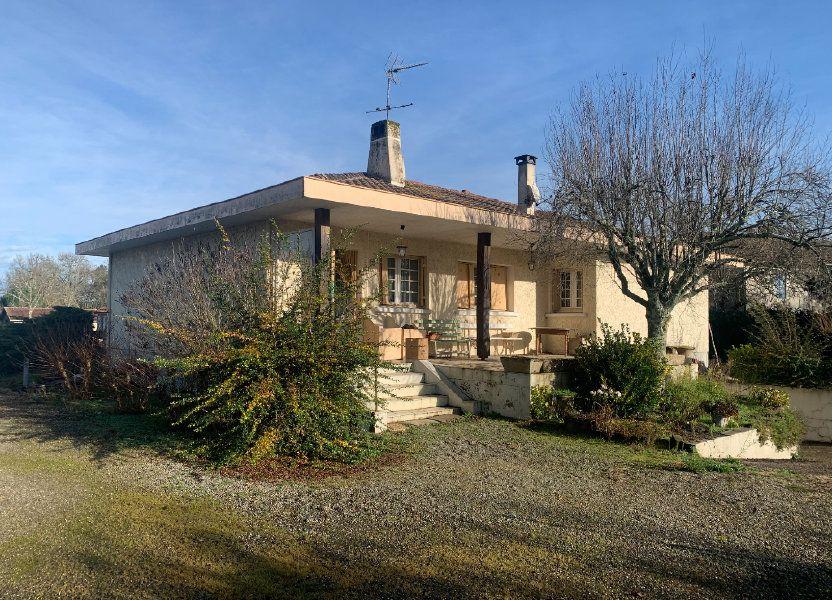 Maison à vendre 130m2 à Luxey