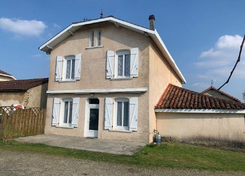Maison à vendre 91m2 à Sarbazan