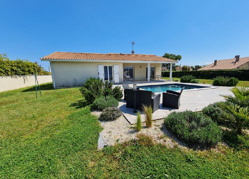Maison à vendre 116.31m2 à Gaillères