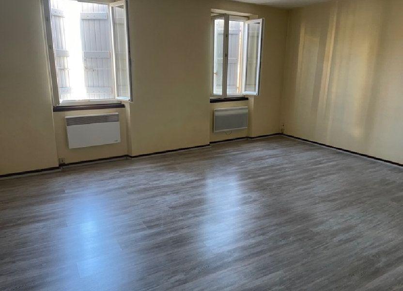 Appartement à louer 40m2 à Saint-Sever
