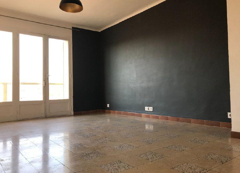 Appartement à louer 53.08m2 à Toulon