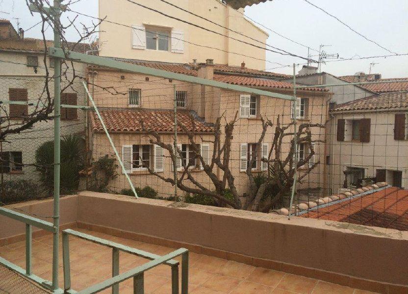 Appartement à louer 49m2 à Ollioules