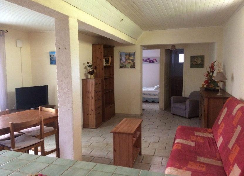 Appartement à louer 45m2 à Sanary-sur-Mer